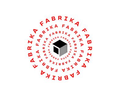 FABRIKA Logo Prototype Design
