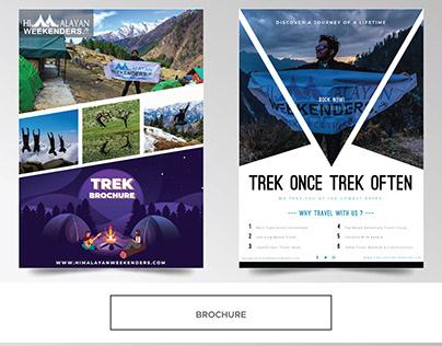 Trekking Company's Brochure