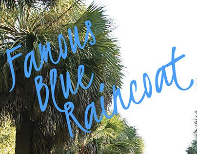 Famous Blue Raincoat Movie Poster