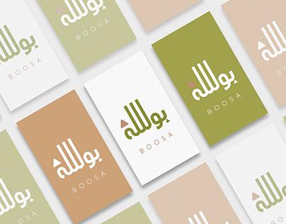 boosa | branding design