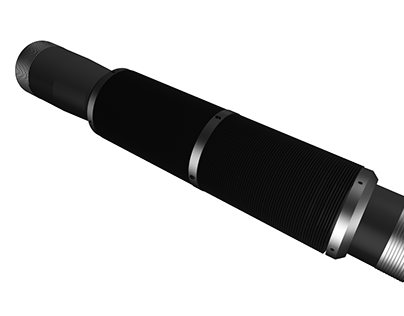 Filtro LVP - Diseño 3D