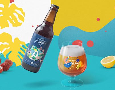 Anders Tropical Milkshake IPA - Packaging