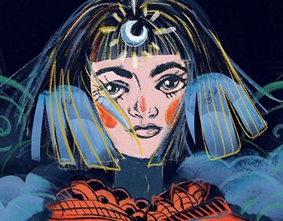 Animated illustrations II