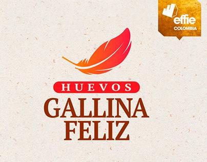 Branding Gallina Feliz