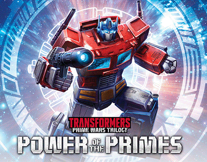 Transformers | Power of the Primes launch