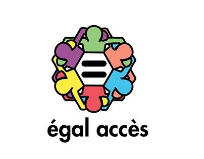Logo égal accès