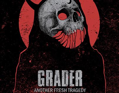GRADER 🔥 Hardcore Aberdeen, Northeast Scotland