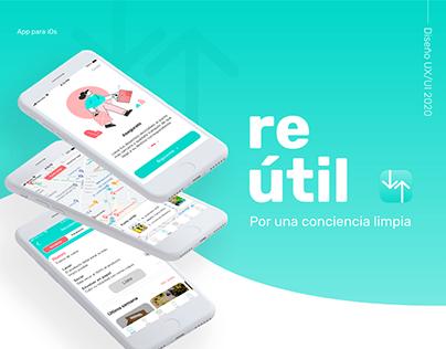 App | Diseño UX/UI