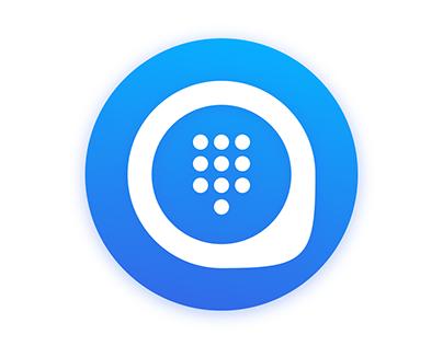 Advanced VoIP Systems - Logo Design