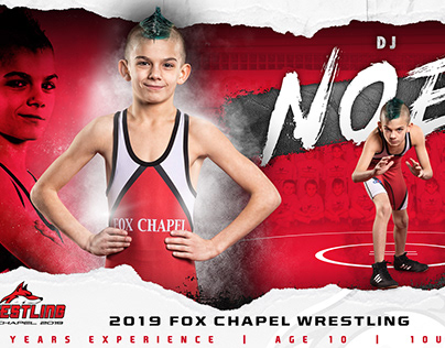 Fox Chapel Wrestling 2019