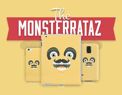 The Monsterrataz: Mr. Akhil J. Monster