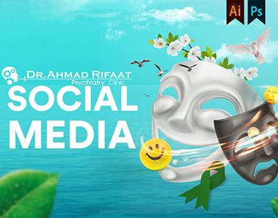 Dr.Ahmed Rifaat Social Media Project