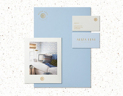 Aliza Levi Interiors - Branding