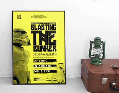 Blasting The Bunker
