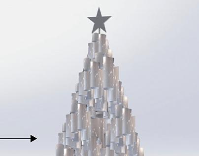 christmas tree concept design