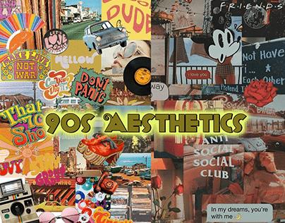 90s Aesthetics T-Shirt Project!