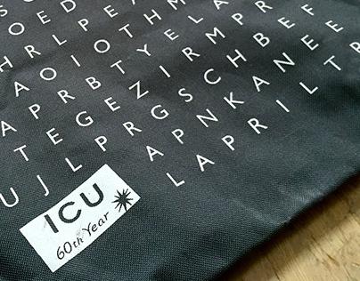 ICU Welcoming Bag 2013