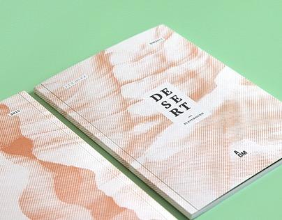 Desert Playground | Editorial Design