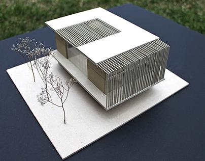 Model of house   23