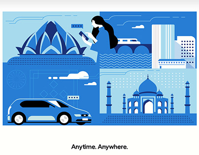 Acquisition Graphics - Uber India