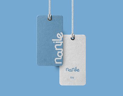 Nanile - Identidade Visual