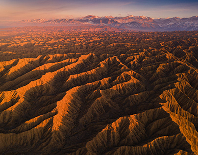 The Unknown Canyons of Kyrgyzstan