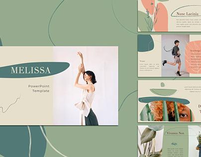 Melissa Powerpoint Template