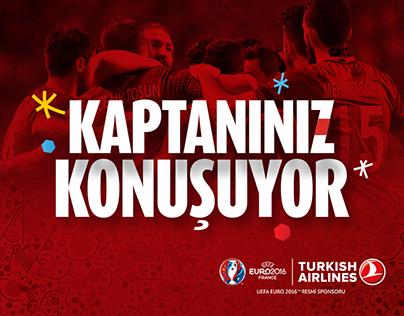 Turkish Airlines - Kaptaniniz Konusuyor