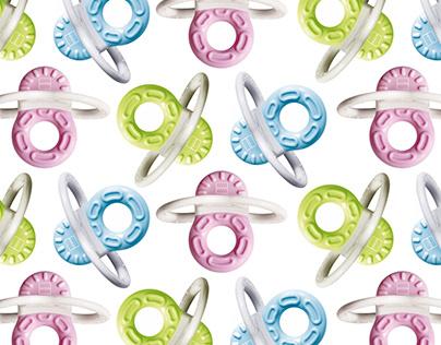 MAM mini teethers