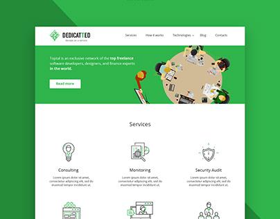 dedicatted.com - system administrator service