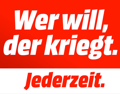 Media Markt Saisonkampagne 2014 (Print)