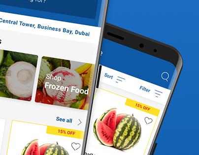 Carrefour Mobile App
