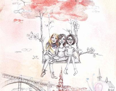 Once in Porto/ illustration