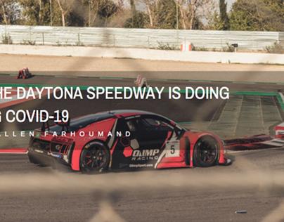 Samir Allen Farhoumand Discusses How the Daytona Speed
