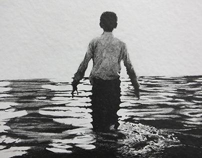 Liquid Memory   drawing series