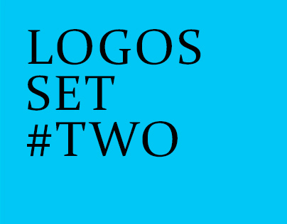 Logos set #2