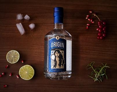 ORIGIN - Branding and Packaging Design