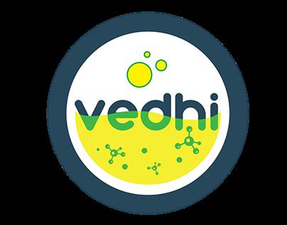 Vedhi Logo
