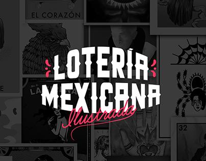 Lotería Mexicana Ilustrada