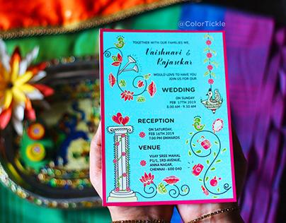 Voni Invitation On Behance