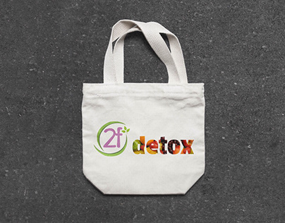 2f detox | The brand identity | Govi Asia