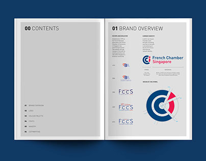 French Chamber SG Branding Guidelines