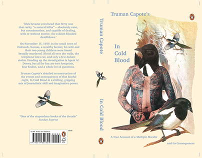In Cold Blood - Book Cover