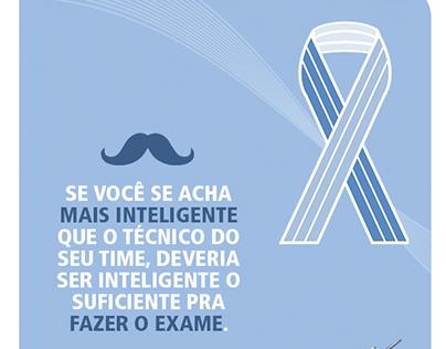 Novembro Azul - Ginástica Assessoria Esportiva