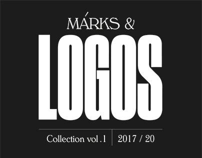 Logos and Marks Collection Vol. 1