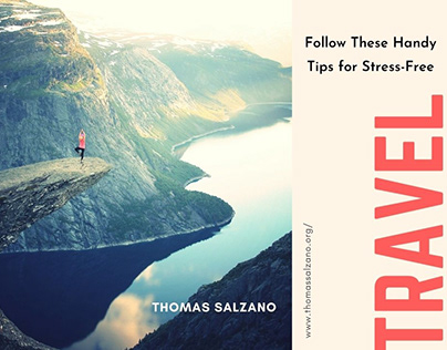 Thomas - Follow These Handy Tips for Stress-Free Travel