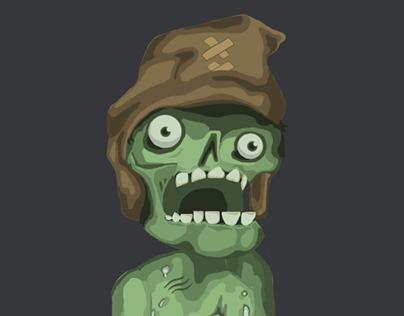 Zombie Character Design