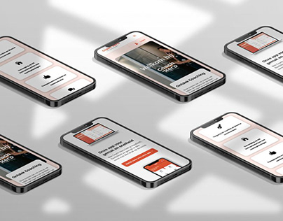 Coach Hero | Web & App Design