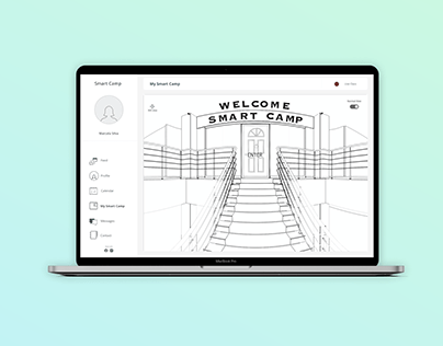 Wireframing an immersive experience