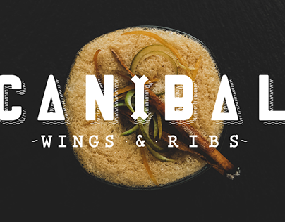 CANIBAL -wings and ribs-